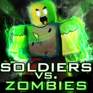 [CODE: PVP] Soldiers Vs. Zombies