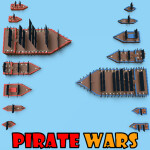 Pirate Wars! [FORT CANNONS]