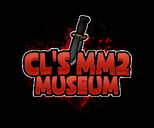 This is my MM2 themed Museum! (it's a W.I.P)