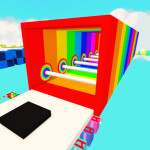Mega Fun Obby 🌈 2535 Stages!